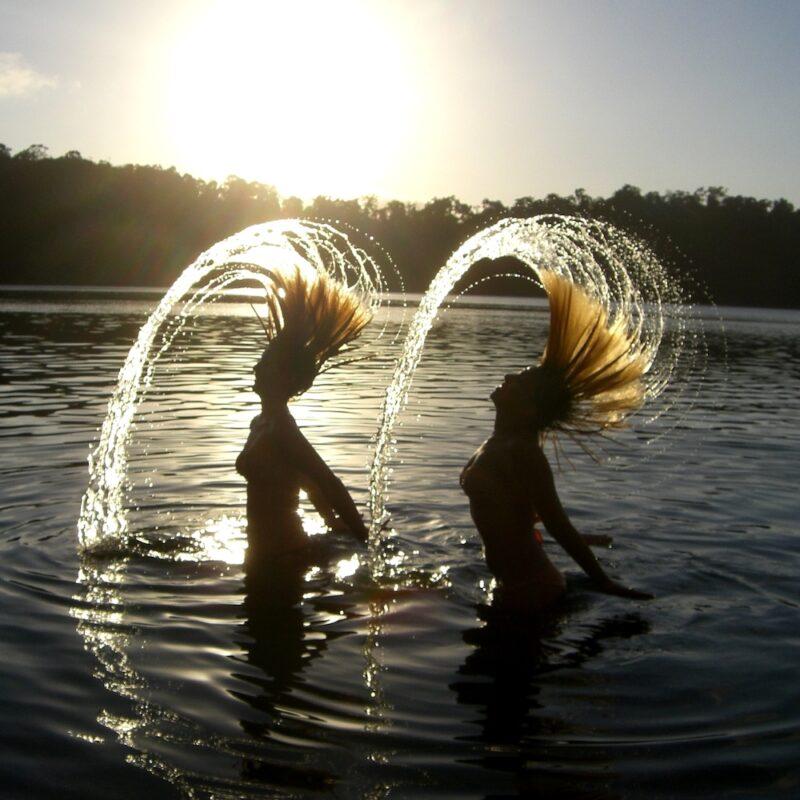 ATHERTONTABLELANDS_UNCLEBRIANS Lake Eacham