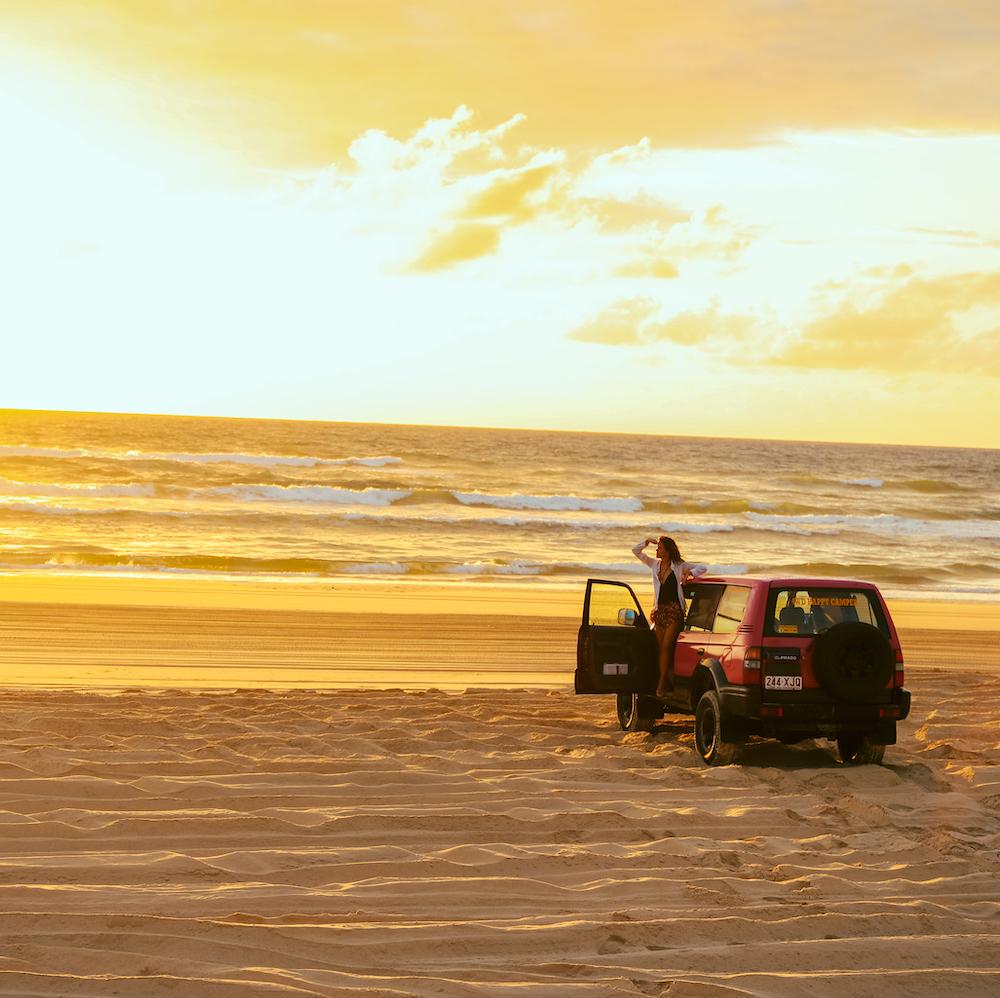 CouplesCamper Fraser Island