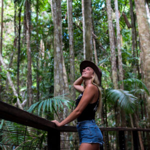 Exploring Fraser Island Rainforests