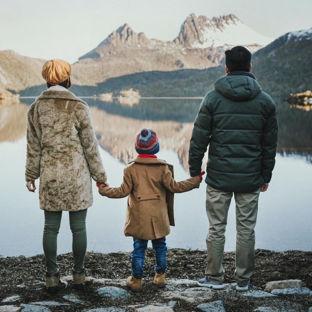 Cradle Mountain Family