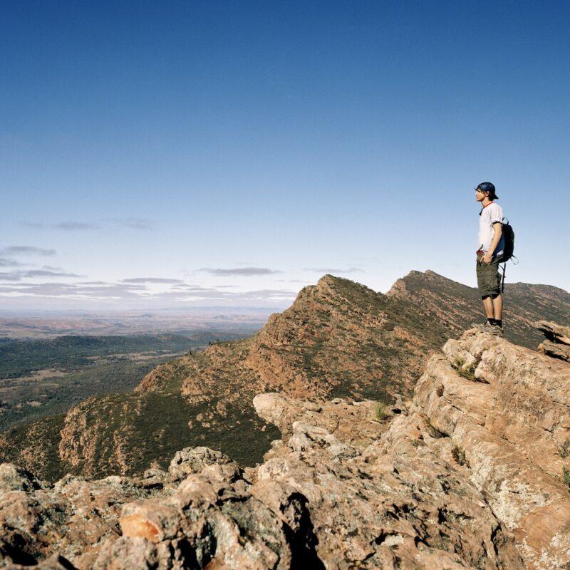 SA; Flinders Ranges;