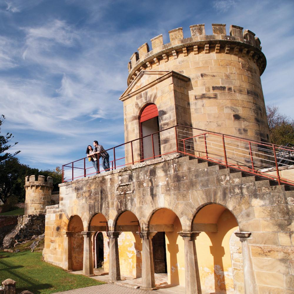 Guard Tower - Port Arthur Historic Site