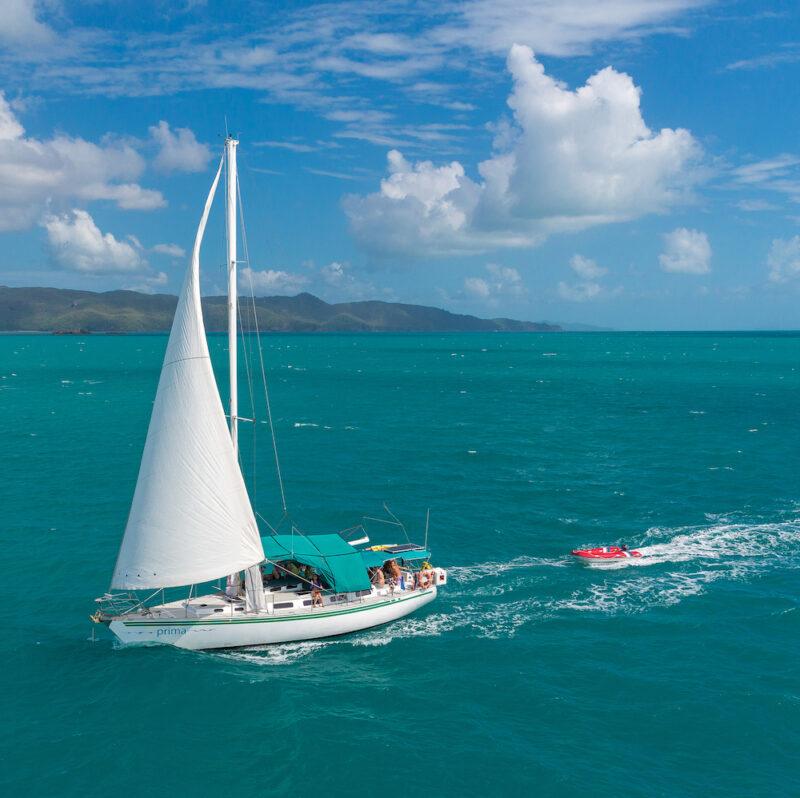 Prima Whitsunday Sailing