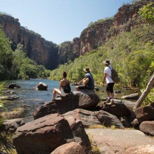Kakadu National Park Waterfalls
