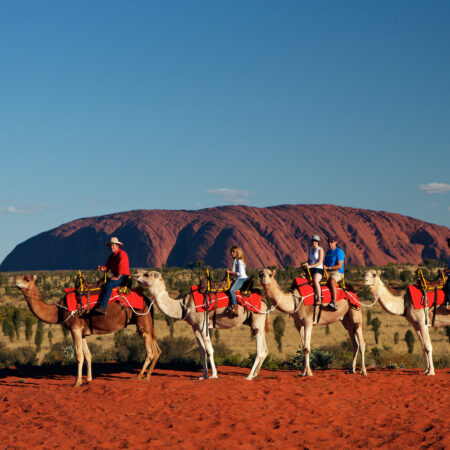 Tours from Alice Springs