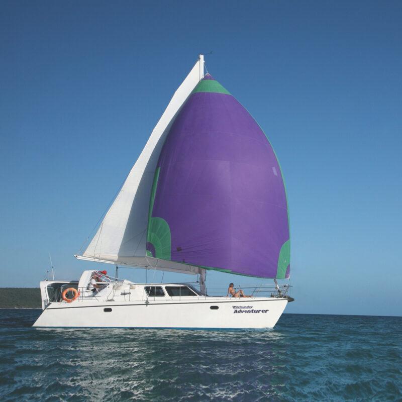 Adventurer Whitsundays Sailing