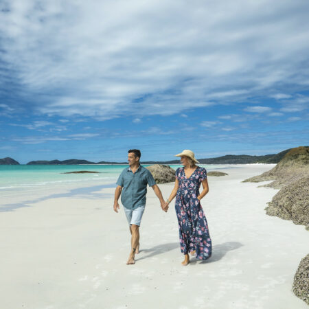 Day trips to the Whitsunday Islands