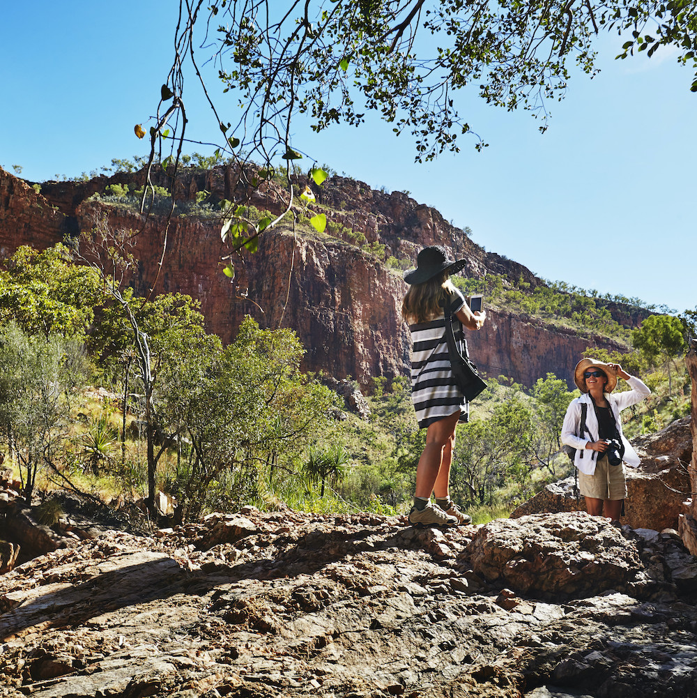 Emma Gorge hike trail
