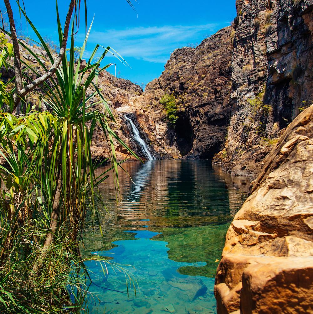 Barramundi Gorge, Kakadu National Park, NT