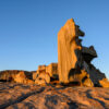 Remarkable Rocks at sunset