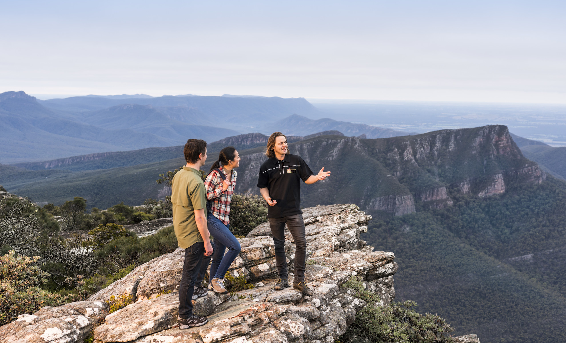 Guided Hike on Mount William, Grampians National Park, VIC